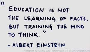 Einstein-Education