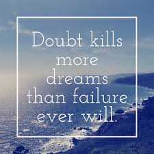 doubt_kills_dreams