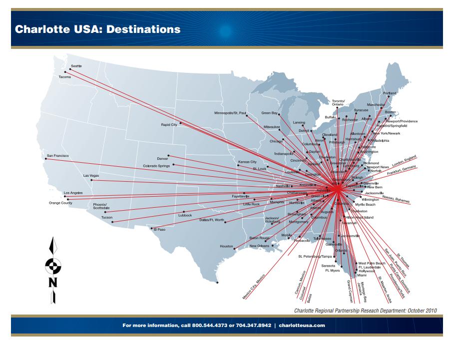 Charlotte-direct-flights